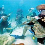 شاهد أغرب المهرجانات في العالم... بعضها تحت الماء