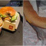 فضيحة جديدة في ماكدونالدز: عنكبوت داخل ساندويتش!