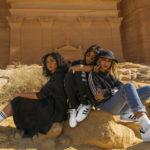 """4 سعوديات في حملة إعلانية لـ""""Adidas"""" في السعودية"""