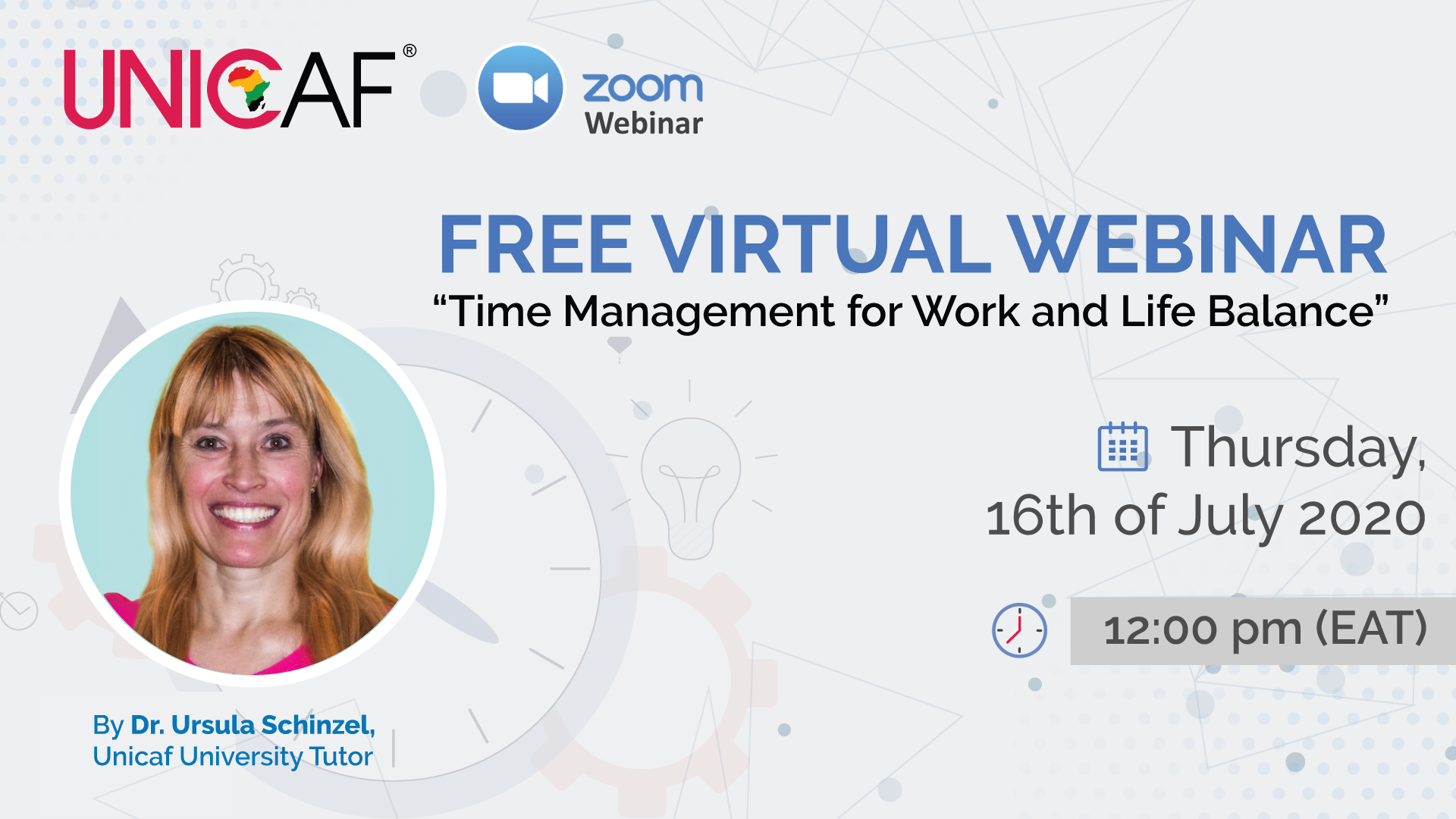 Time Management Webinar