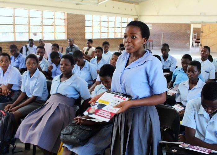 Maghemo Secondary School