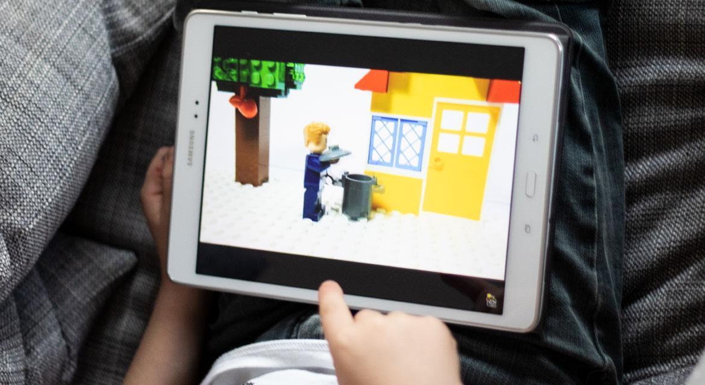 Hur blir du mer delaktig i barnens digitala värld?