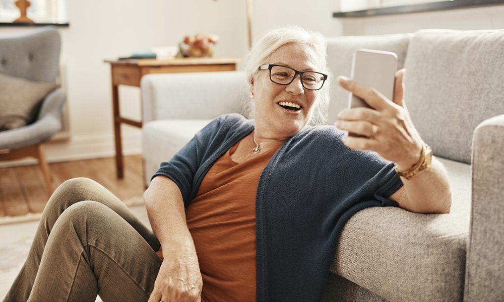 Fira mamma digitalt på Mors dag