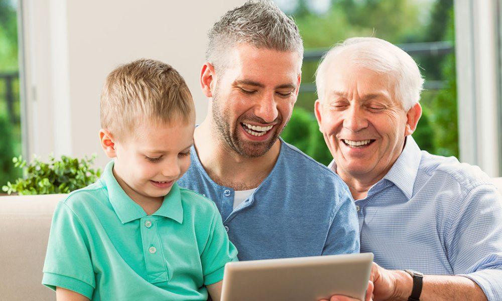 Teknik till pappa på fars dag