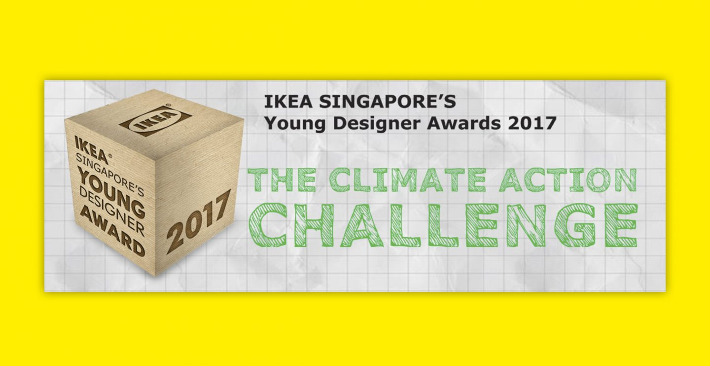 18-hour Ideathon for Climate Action in Singapore - What
