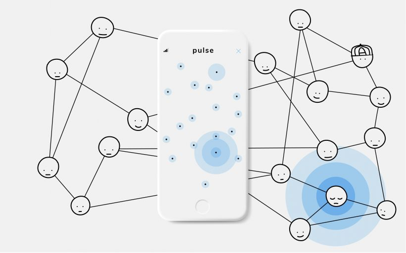 Pulse – a buddy-check system for highschoolers