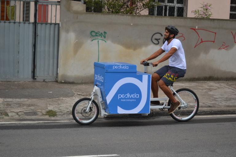 Pedivela Cyclelogistics Network
