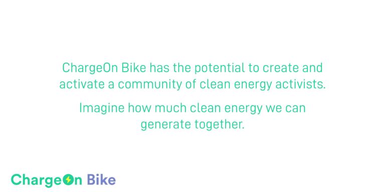 ChargeOn Bike
