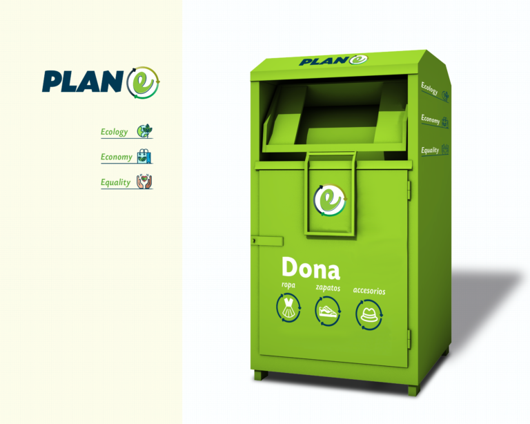 Plan E: charity second-hand shop