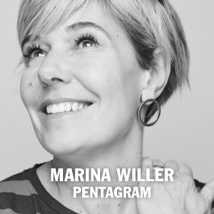 Marina Willer | Pentagram