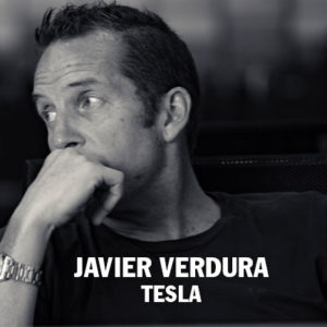 Javier Verdura | Director of Product Design at Tesla