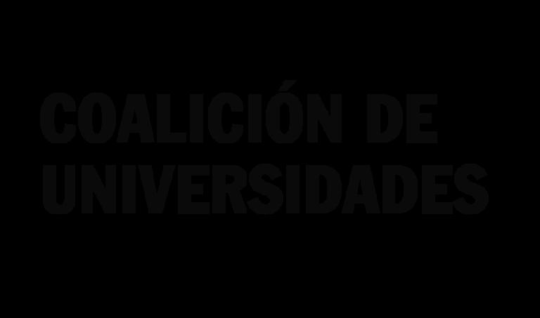 COALICIÓN DE UNIVERSIDADES