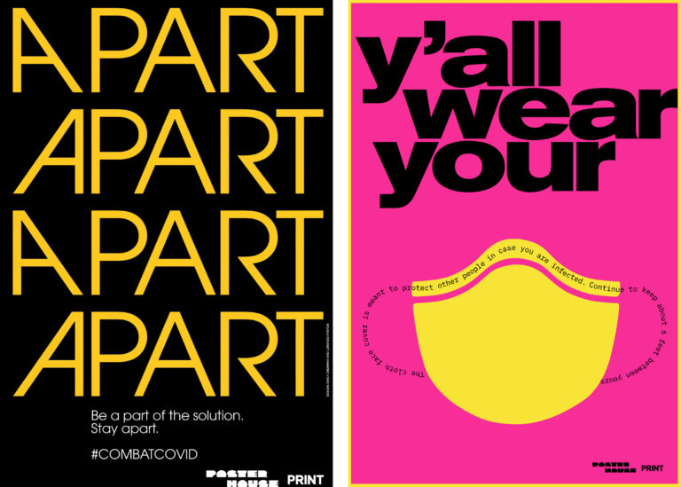 PSA's by Emily Oberman, Ola Baldych