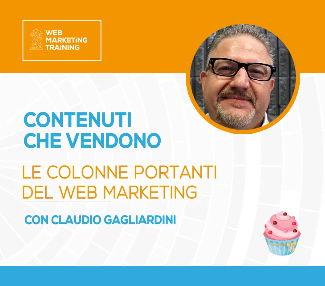 Corso di content marketing con Claudio Gagliardini