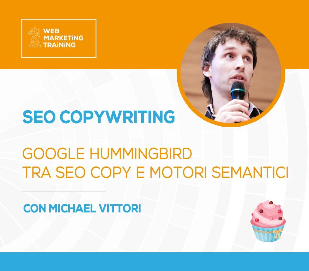 corso seo copywriting con michael vittori