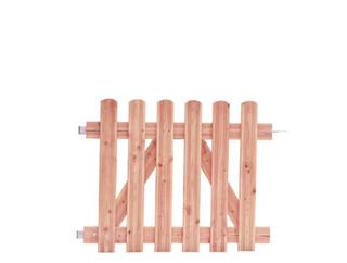 Douglas reliëf rechthekpoort 100 x 80 cm inclusief klinkset, onbehandeld.