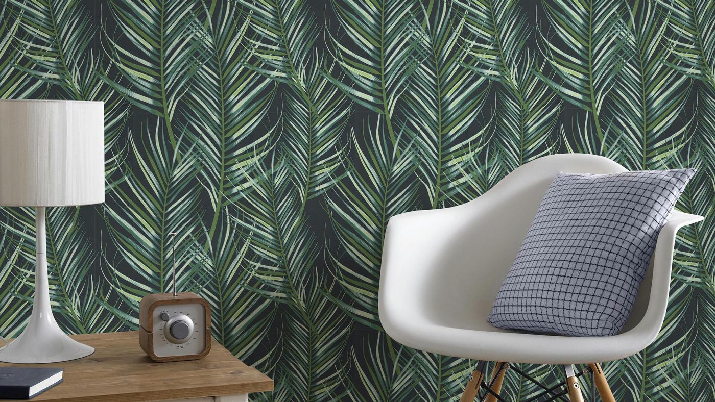 Behanginspiratie voor jouw slaapkamer én woonkamer