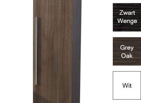 Badkamerkast Zwart Wit : Badkamerkast bm u woonhome woonhome