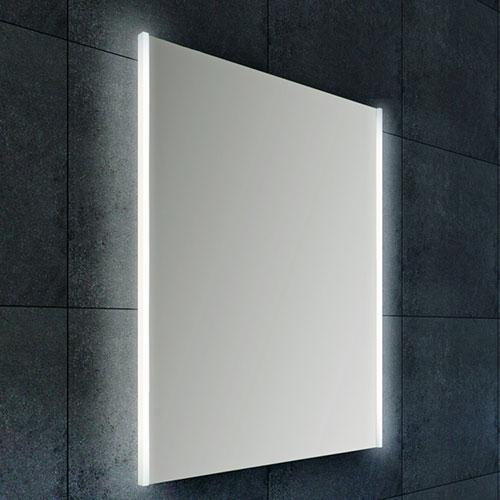 Badkamerspiegel Wiesbaden Duo 50x70cm Geintegreerde LED Verlichting ...