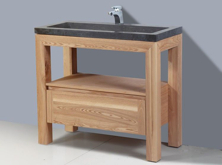 Badkamer Onderkast Hout : Tips voor het samenstellen van je eigen badkamermeubel u woonhome