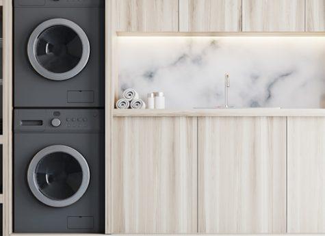 Een Wasmachine Die Past Bij Je Interieur Woonhome Woonhome