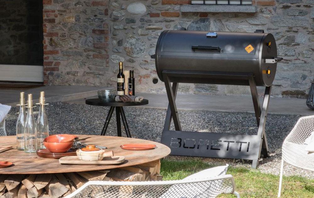 Een nieuwe barbecue voor komende warme zomeravonden.