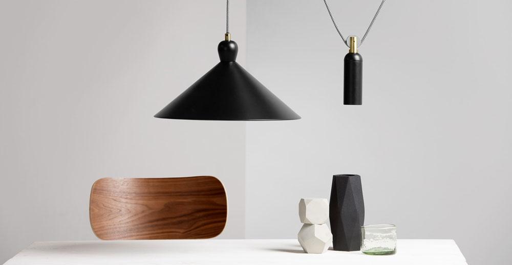 Een bijzonder hanglamp voor boven jouw eettafel.