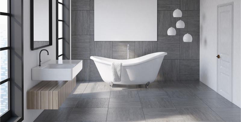 Voorbeeld Bestek Badkamer : Vloertegels die naadloos in je interieur passen u2022 woonhome.nl