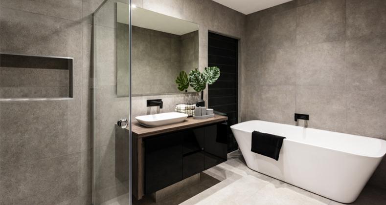 Naadloze Vloer Badkamer : Vloertegels die naadloos in je interieur passen u woonhome