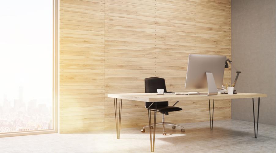 Multiplex heeft veel weg van Scandinavisch interieur en zorgt voor veel textuur in huis!