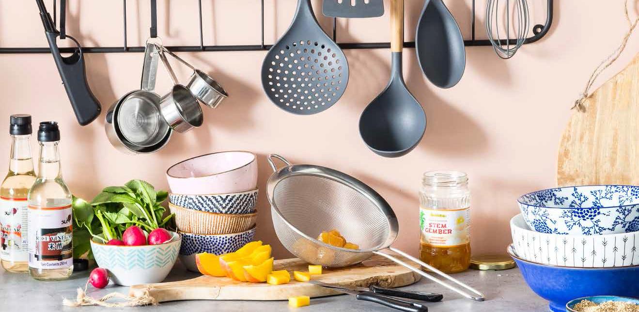 Keukengemak! Alle handige keukentools voor in jouw keuken