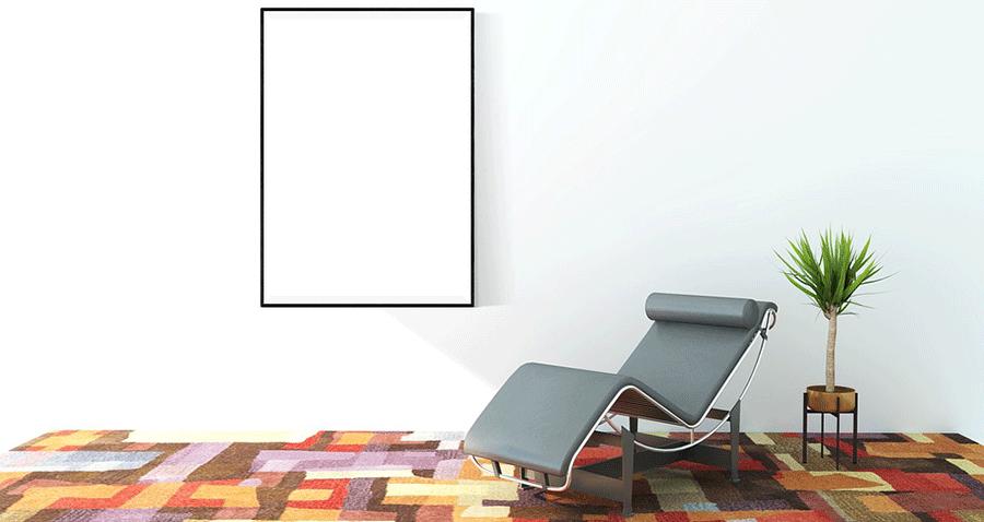 Een minimalistisch interieur dat decoreer je toch gewoon zelf