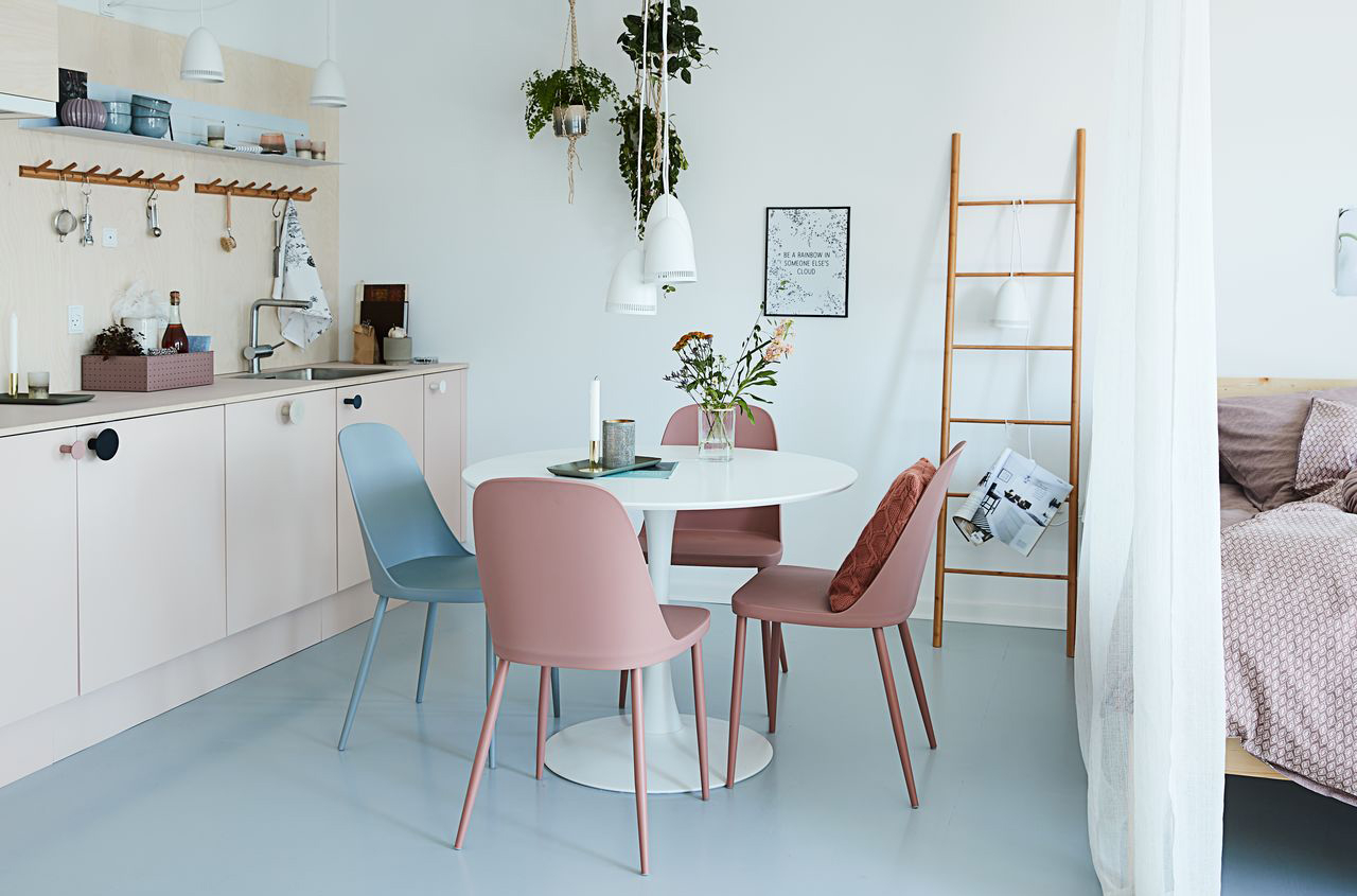 Keuken, eetkamer, slaapkamer, woonkamer: Creative Mind is de woontrend voor alle ruimtes in huis.