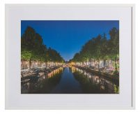 Amsterdamse gracht by Ján-