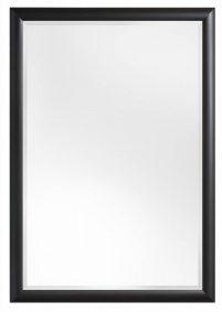 Augusta - spiegel - zwart-