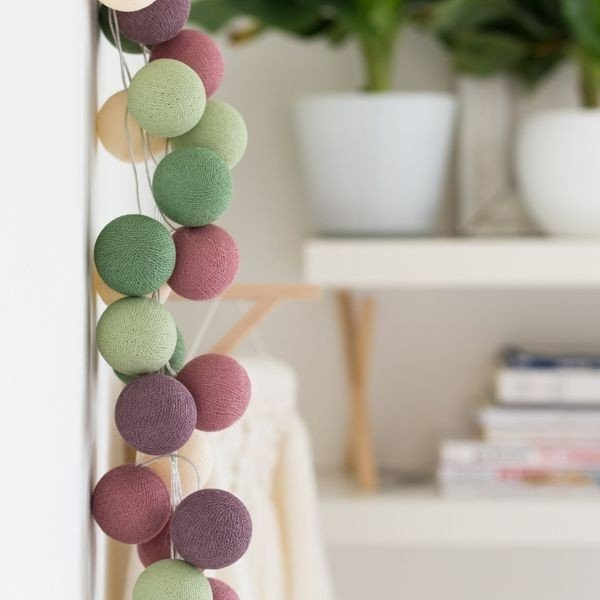 Forest Fruit - 20 cottonballs