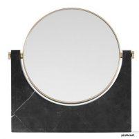 Marble Mirror - zwart marmer-