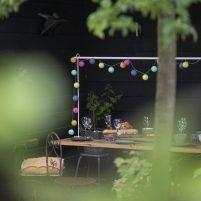 Outdoor lichtslinger Arco Iris - Lubanida