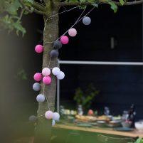 Outdoor lichtslinger Roza - Lubanida