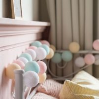 Pastel - 50 cottonballs