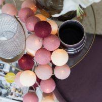 Rosegarden - 20 cottonballs