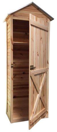 SenS-Line houten tuingereedschapshuis - naturel