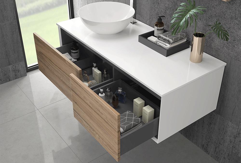 Neem alles in acht wanneer jij jouw badkamermeubel kiest van comfort tot design!