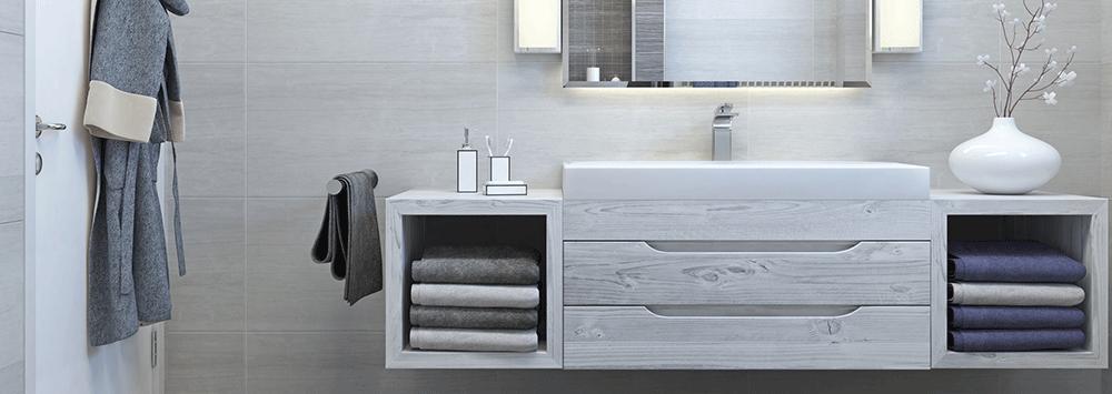 Badkamer inrichten? Kies de mooiste wastafel meubels