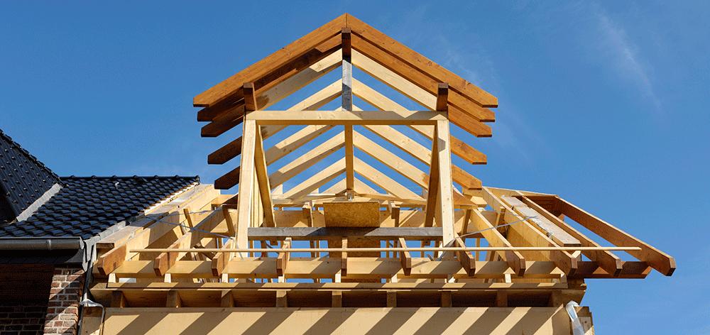 Kies bij het maken van je dakkapel voor duurzame materialen zoals kunststof of duurzaam hout.