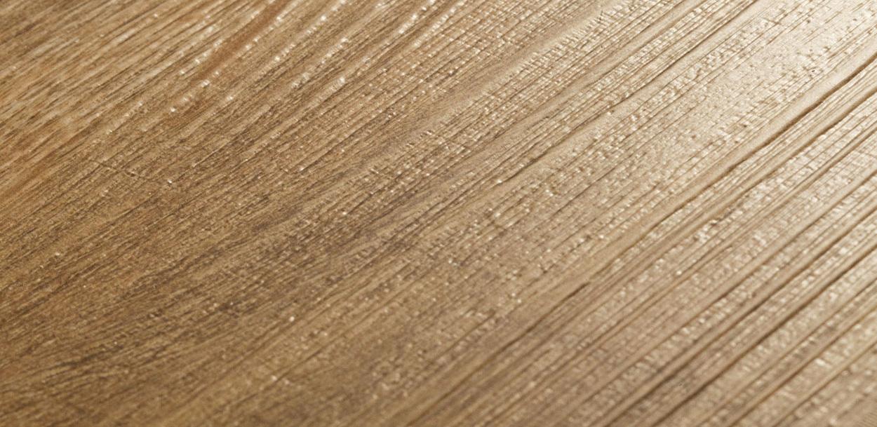 Houtlook PVC vloeren zijn niet van echt hout te onderscheiden.