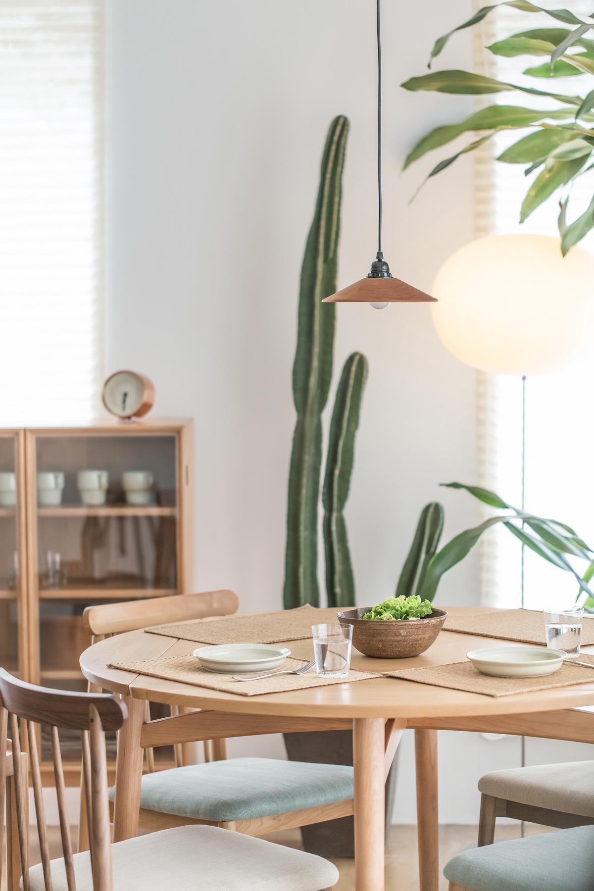 Eettafel, leeshoek of zitkamer. Kijk per ruimte naar het benodigde licht.