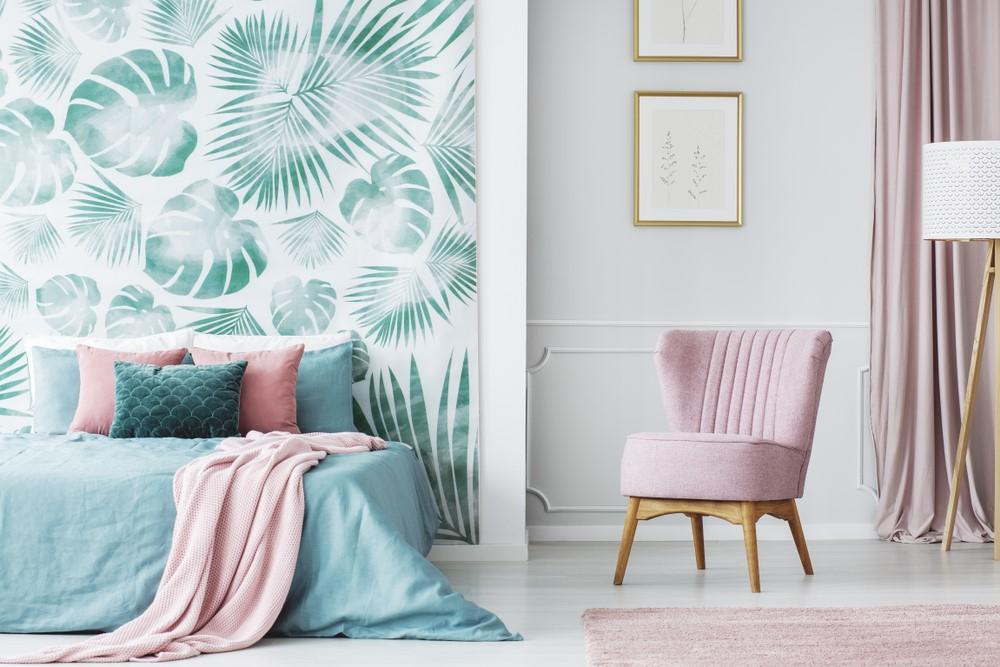 Geef je interieur de 'jungle vibe' met botanisch printbehang