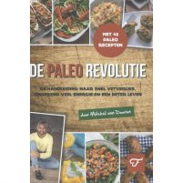 De Paleo revolutie - Mitchel van Duuren De Paleo revolutie - Mitchel van Duuren Wonen & slapen Kookboeken