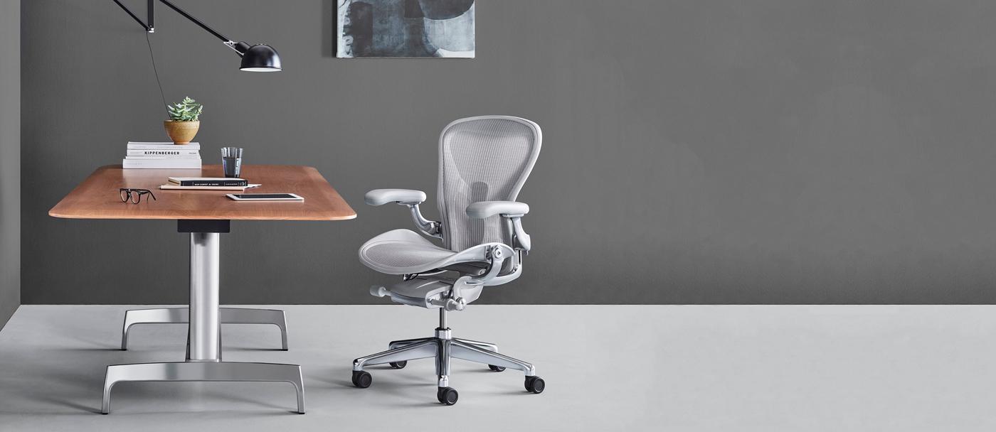 De Herman Miller bureaustoel: de absolute must have onder de bureaustoelen